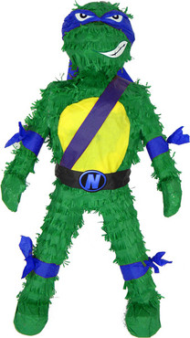 Blue Teenage Mutant Ninja Turtles Leonardo  Pinata