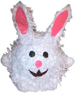 Easter Bunny Pinata