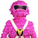 Pink Mighty Morphin Power Rangers Pinata