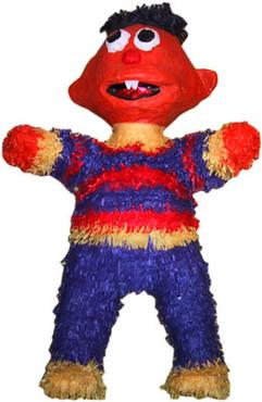 Sesame Street Ernie Puppet Pinata