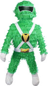 Green Mighty Morphin Power Rangers Pinata