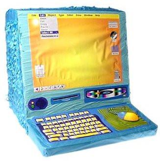 Computer Pinata