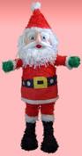 Santa Claus Pinata, Christmas Pinata