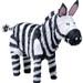 Zebra Pinata Jumbo