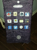 iPhone pinata
