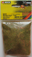 NOCH 08330 Static Grass 2.5mm Meadow Flower 20g