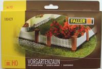FALLER 180429 Front Garden Fencing 00/HO