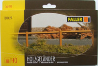 FALLER 180427 Wooden Railing 00/HO