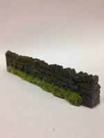 JAVIS PW1 Rough Roadside Drystone Wall (Dark Brown) '00'