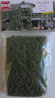 BUSCH 7341 Micro Flock Foliage Sheet (May Green) 25cm x 15cm
