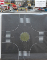 BUSCH 1101 Roundabout (Self Adhesive) 00/HO Gauge