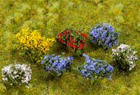 FALLER 181269 Flowering Bushes (14) 00/HO