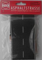 BUSCH 9750 Self Adhesive Asphalt Highway 1m x 80mm 00/HO