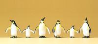 PREISER 20398 Penguins 00/HO Model Figures