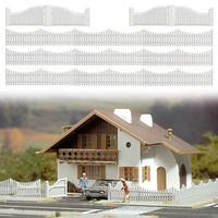 BUSCH 6009 Garden Fence 100cm 00/HO