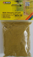 NOCH 08324 Static Grass 2.5mm Golden Yellow 20g