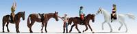 NOCH 15630 Horses & Riders 'H0'