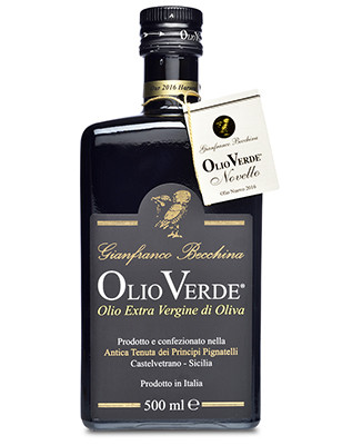 Olio Verde Fresh-Pressed Olive Oil