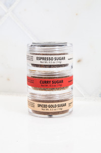 didi davis food Mini Winter Warmer Sugar Collection | Artisan Sugar Blends