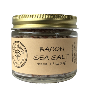 Bacon Sea Salt | Artisanal Sea Salt Blend