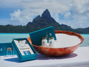 Bora Bora Sea Salt Gift Box