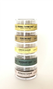 Italian Sea Salt & Sugar Blend Collection