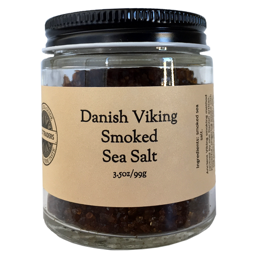 Danish Viking Smoked Sea Salt | Jar