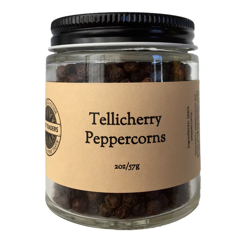 Tellicherry Black Pepper Jar
