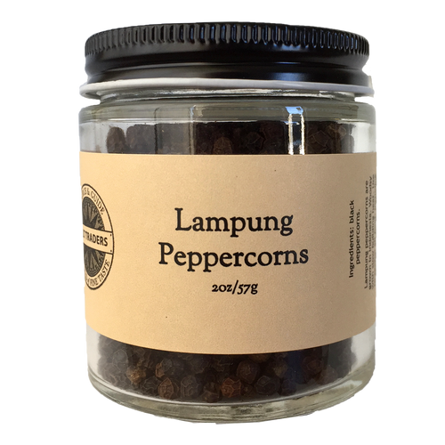 Lampung Black Pepper | Indonesia