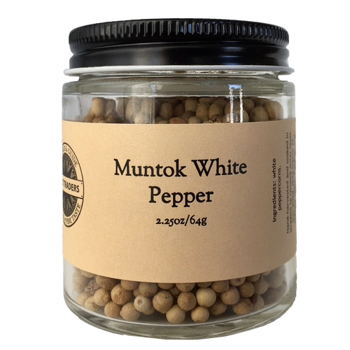 Muntok White Pepper | Indonesia