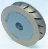 Perip Diamond - Bullnose - Segmented (100D - 22H)10mm Glass - 80 Grit