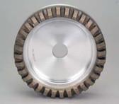 Diamond - Metal Bond Segmented 30° - 80 grit - (D150 H50 T30 W17 X10)
