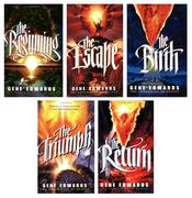 The Chronicles of Heaven (a set of five books) by Gene Edwards