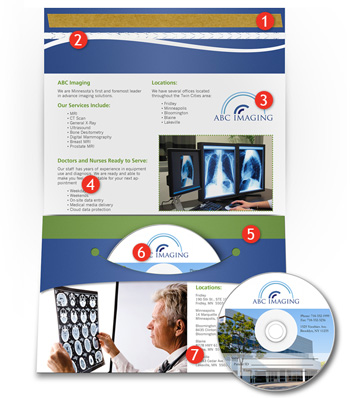 Medical Mailer Example