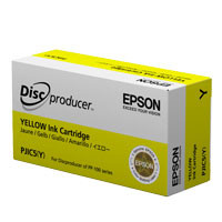 Epson Discproducer Yellow Ink Cartridge (C13S020451)