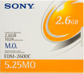 Sony EDM 2600c 2.6gb Rewritable MO Disks