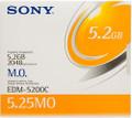 Sony EDM 5200C 5.2gb RW MO Disk