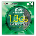 "Mitsubishi 3.5"" 1.3gb Rewritable MO Disk"