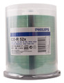 Philips White Inkjet CD-R