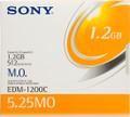 Sony EDM-1200c 1.2gb R/W MO Disk