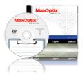 MaxOptix Medical Grade DVD+RW - 10 pack