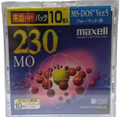 Maxell  230mb Rewritable MO Disk
