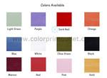 Scroll Program Book / Menu scroll - CSP-01 - Color options