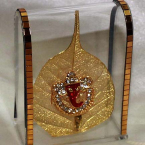 Indian Gift Favors (Doom golden ganesh)