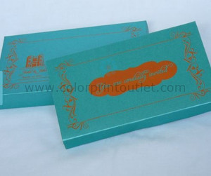 Mini Scroll Box Invitation - Castle wedding invitation, Royal wedding (Set of 25) - MSBT - 003