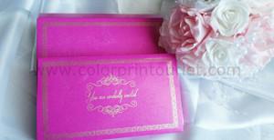Mini Scroll Box Invitation - Castle wedding invitation, Royal wedding, Quinceanera  (Set of 25) - MSBT - 008