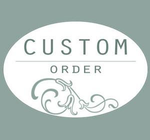 Custom order request for Florecia