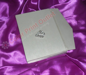 Satin Box Invitation --- GL-05