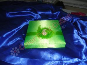 Satin Box Invitation --- GL-06
