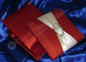 Satin Box Invitation --- GL-08